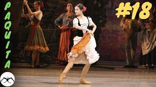 Maria Khoreva - ballet Paquita (Mariinsky Theatre) [Marius Petipa/Yuri Smekalov]