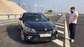 Skoda Octavia A5 RS порвет Volkswagen Golf GTI? Все варианты Октавии в кузове А5 [ найдем-авто.рф ]