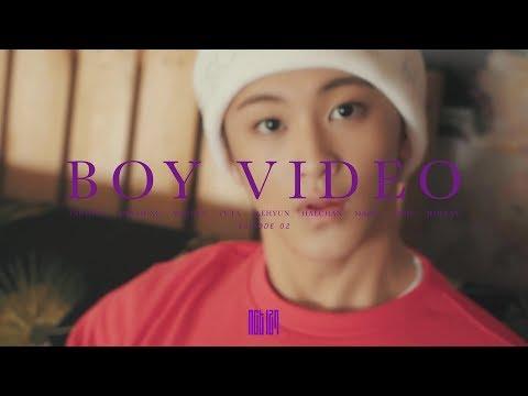 NCT 127 BOY #MARK VIDEO