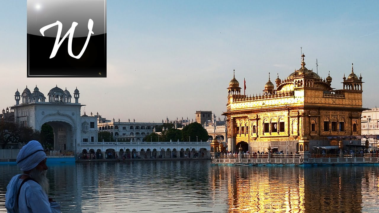 Golden Temple Amritsar India Hd Youtube