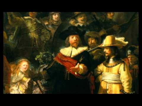 Nacht Wacht Van Rembrandt Youtube