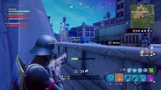 Fortnite WTF moment #1: crazy glitch