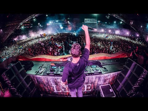 Martin Garrix -   Tomorrowland 2018