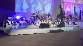 Ya Hanana di wedding Irma Hasmie