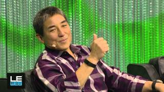 Guy Kawasaki, Investor business advisor & former Chief Evangelist at Apple and Loic Le Meur