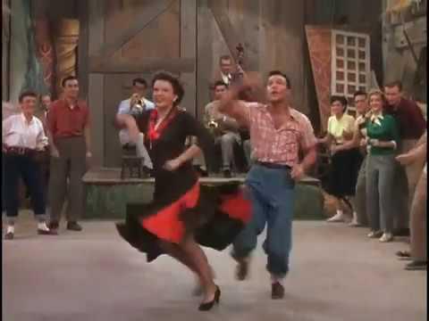 Judy Garland & Gene Kelly - The Portland Fancy - Summer Stock (1950)