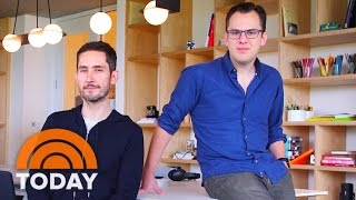 Instagram Founders On Success Of Their App: 'Beyond Our Wildest Dreams' | TODAY thumbnail
