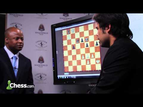 Chess News: Live from the Sinquefield Cup!