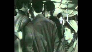 """Sophia Loren """" il segno di Venere """" i palpeggiamenti su Autobus anni 50"""