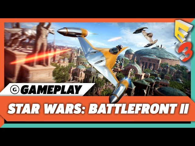 Star Wars: Battlefront II Video 2