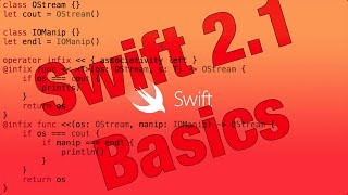 07 - Swift 2 Basics. Функции