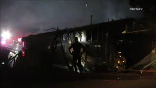 2 Dead After Plane Crashes Into House In Clairemont 12/9/2017