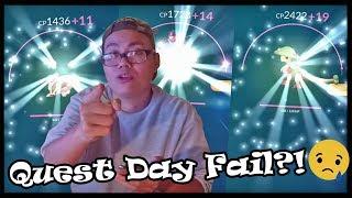 Barschwa Quest Day ABSOLUTER FAIL?! Diskussion beim Pushen & lootchest Opening!