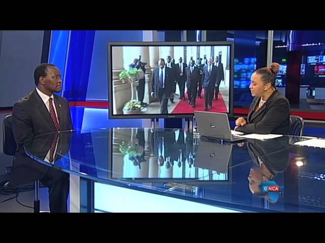 Trade relations, politics between SA and Zim