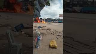 Fuel Tanker Explosion in Onitsha, Machinep News