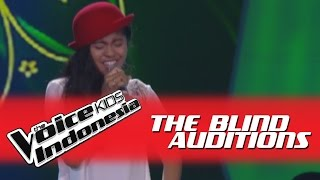 "Video Shyakira ""Cindai"" I The Blind Auditions I The Voice Kids Indonesia GlobalTV 2016 download MP3, 3GP, MP4, WEBM, AVI, FLV Oktober 2017"