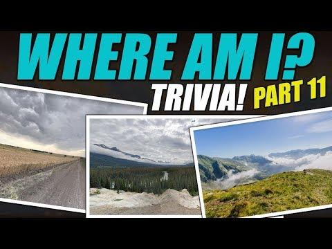 Where Am I? Trivia! Part 11
