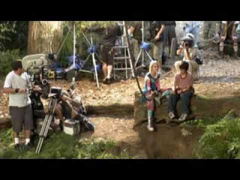 Behind the Scenes - Bridge to Terabithia 2nd