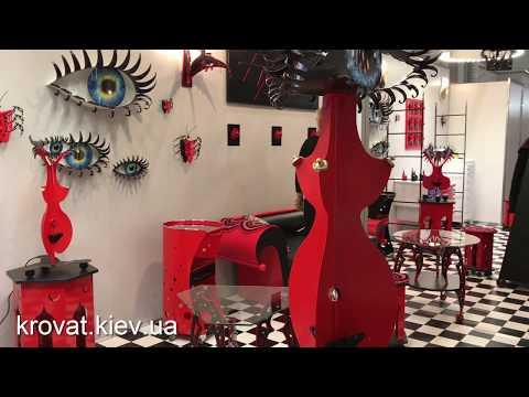Выставка мебели kiff 2018 в Киеве, Броварской, Левобережная
