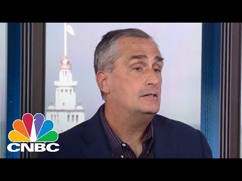 Intel CEO: Data-Centric Strategy | Mad Money | CNBC
