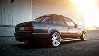 MikeCrawatPhotography: Lowered BMW E30