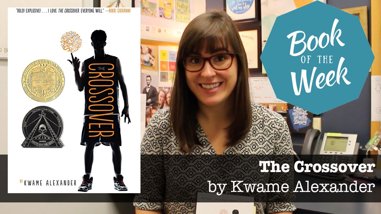 Book of the Week: The Crossover - YouTube