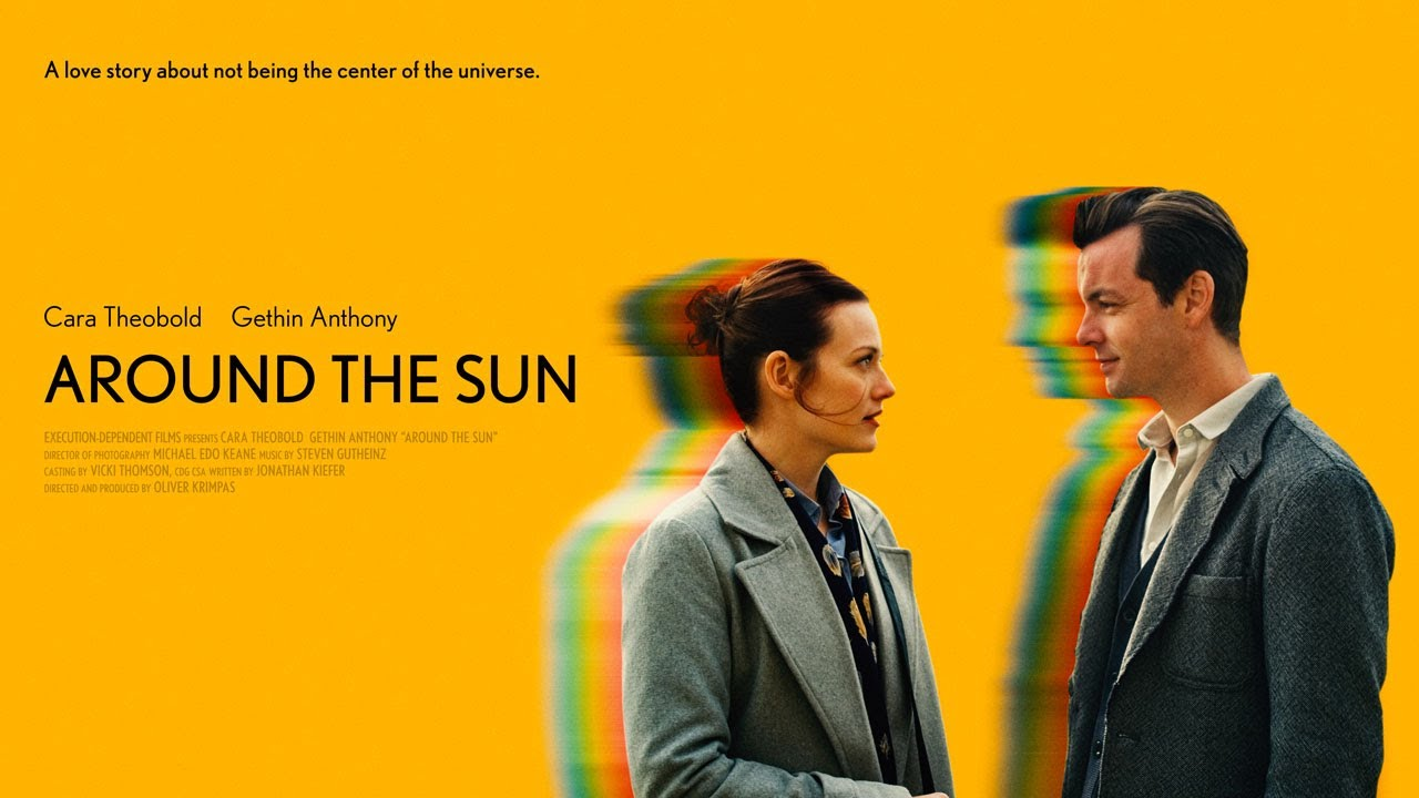 AROUND THE SUN (2020) Official Trailer | Cara Theobold | Gethin Anthony