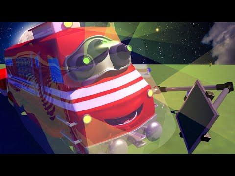 Troy de Trein Nederlands 🚄  Troy the Spy Train onderzoekt Henry   🚄 Cartoons voor kinderen