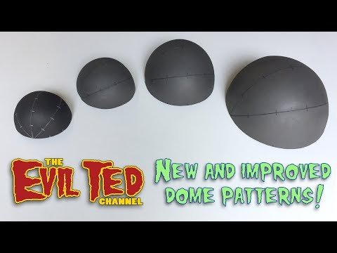 New improved Dome patterns.