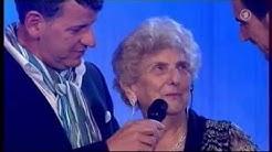 Sémino Rossi mit seiner Mama Esther 'Manuelita'