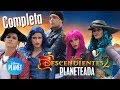 Descendientes 2 Planeteada Completa | Disney Planet