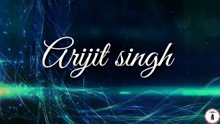 Pal ek pal-Arijit Singh||full lyrics video||Hindi song