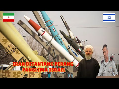 IRAN NYATAKAN SIAP MELADENI TANTANGAN ISRAEL