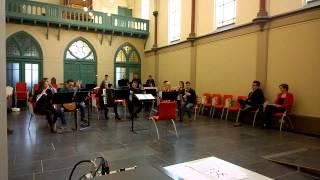 Mnemosyne 1 - Henri Pousseur - First year students at Fontys