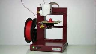 Afinia Time Lapse Knob (H-Series 3D Printer)
