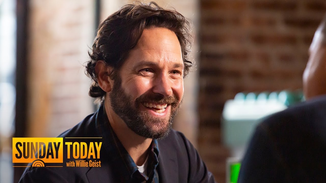 Paul Rudd pulls double duty in 'Living With Yourself'