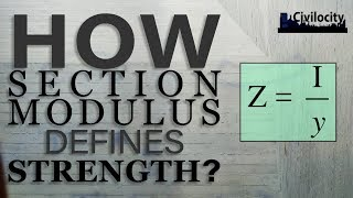 Section Modulus | Bending Stress in Beams