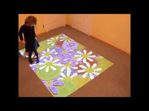 Interactive Floor Magic Carpet UAE children's practice (www.magiccarpetgcc.com)