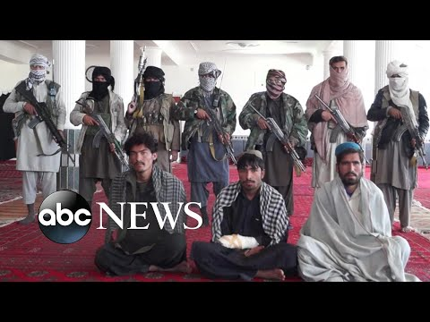 The latest update on the war efforts in Afghanistan