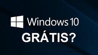 Windows 10 GRÁTIS? Liguei para Microsoft e OLHA NO QUE DEU!