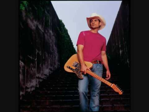 Brad Paisley Holding on to you