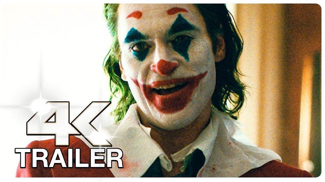 Joker 5 Minute Trailers 4k Ultra Hd New 2019