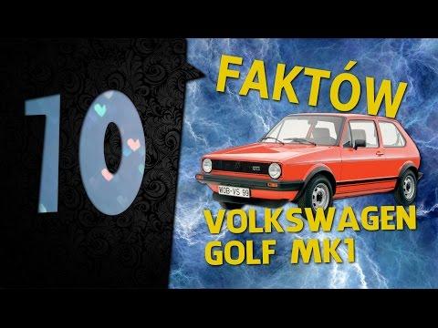 10 faktów: Volkswagen Golf Mk1 - #58 TOP10