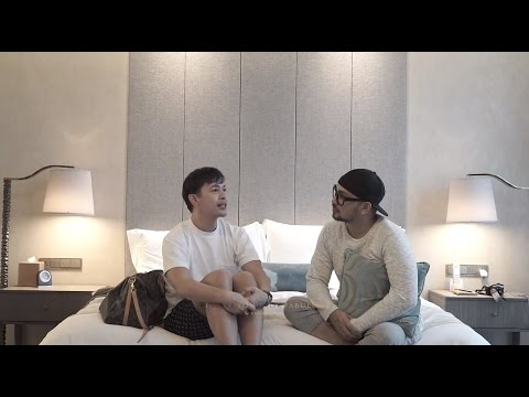#IMAKEYOULOOKFABULOUS by CARENDELANO Ep. 11 Part 1 | Staycation in Raffles Hotel With Dave Hendrik