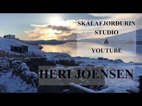 Skálafjørðurin, studio & YouTube