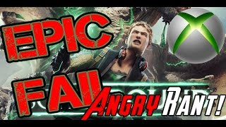 Scalebound CANCELLED! WTF!! Angry Rant!