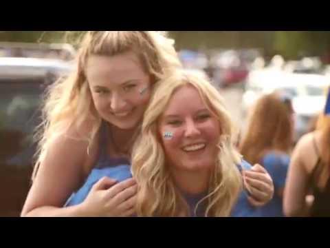 Grand Valley State University: Sigma Sigma Sigma Recruitment Video 2016