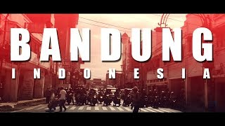 Bandung Indonesia Cinematic Travel Video 2018