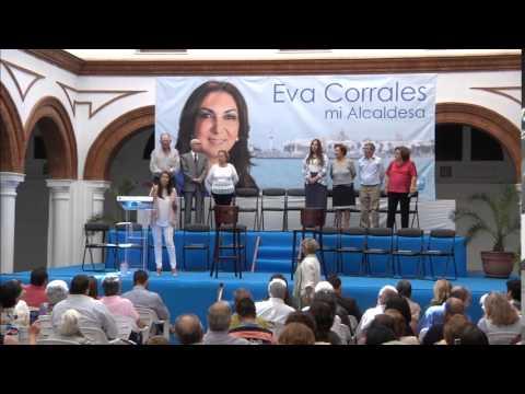 Presentación de candidatos municipales 2015 Partido Popular