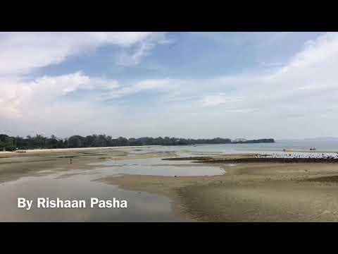 Sea Tide Time Lapse Port Dickson, Malaysia (By Rishaan Pasha)